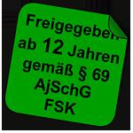 Artikel ist freigegeben: AjSchG-FSK ab 12